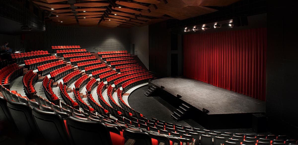 Salle de spectacle - Concert Hall
