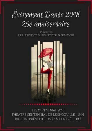 Dance – Collège du Sacré-Coeur at Centennial Theatre