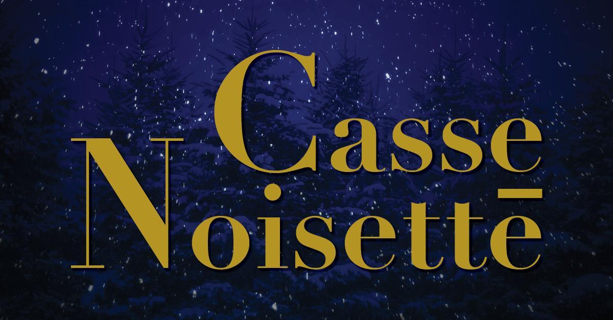 Casse- Noisette || Ensemble à vents de Sherbrooke (EVS) – Ballets classiques de Richmond – Cape Cod Dance Center