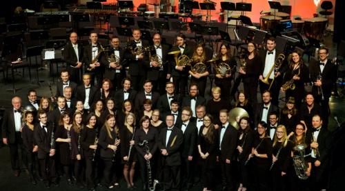 Métamorphoses symphoniques | Ensemble à vents de Sherbrooke