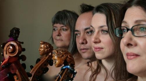 Musique Chez Nous | Les Voix humaines Consort of Viols