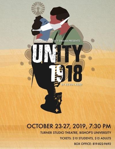 Unity 1918 | Turner Studio Theatre
