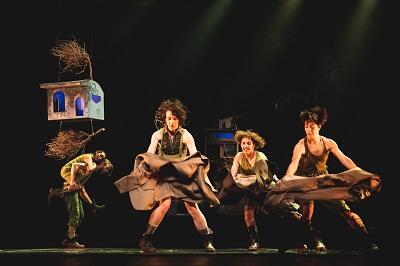 Compagnie de danse Sursaut | Échos